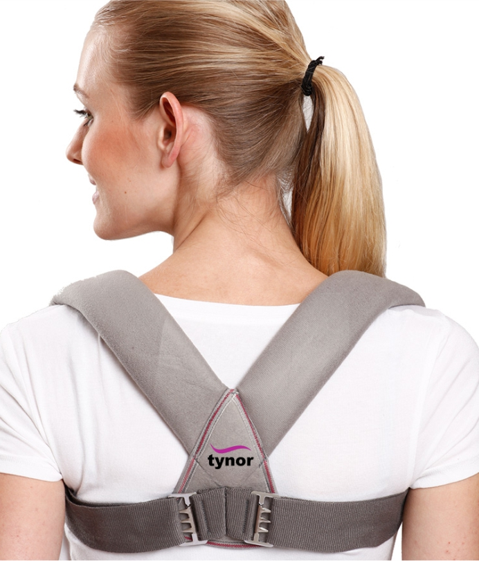 Clavicle Brace with Buckle - Tynor - India's Largest Manufacturer of