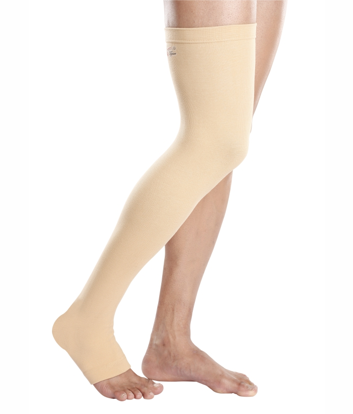 c9cd2a148531f5 Compression Stocking Mid Thigh - Tynor - India's Largest ...